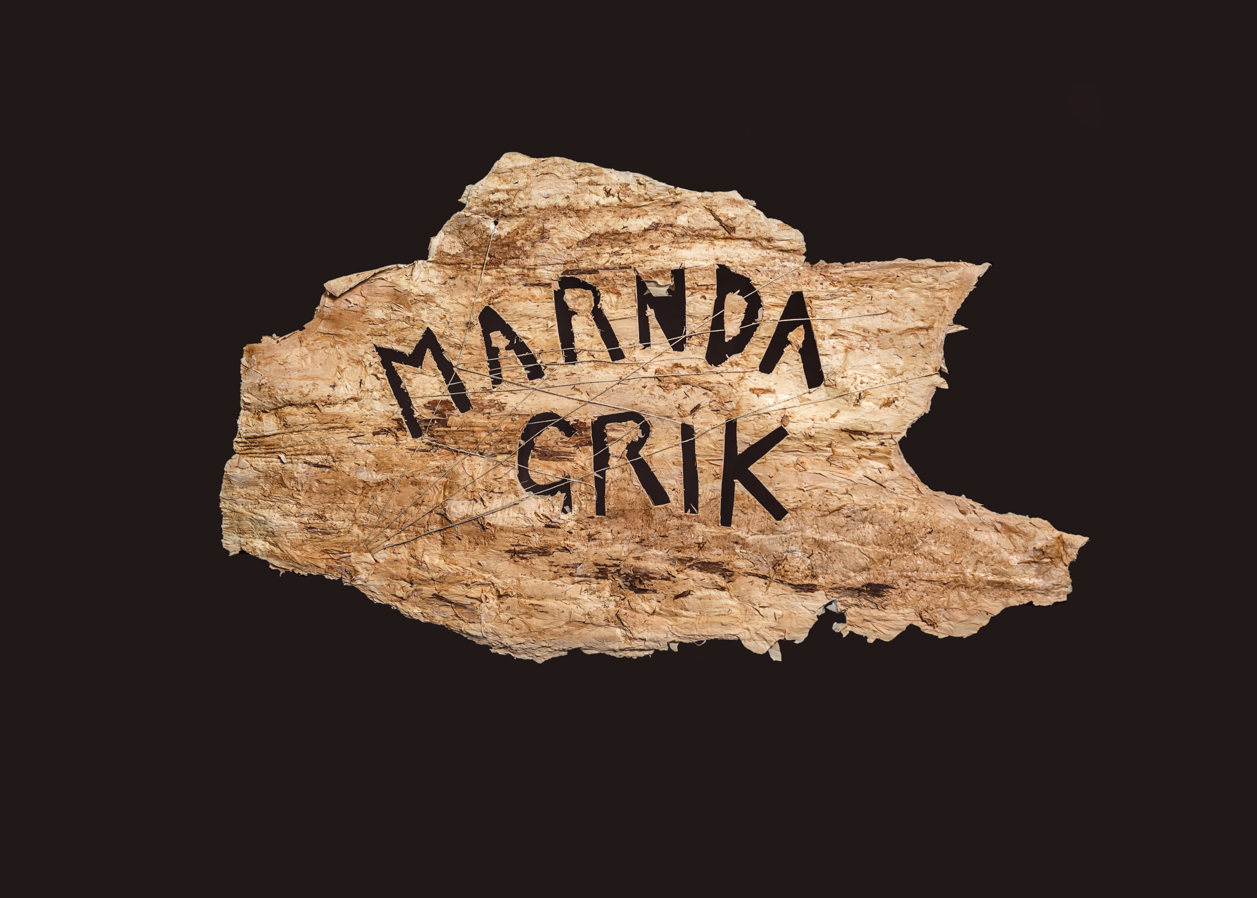 Marnda Grik – Blackgin