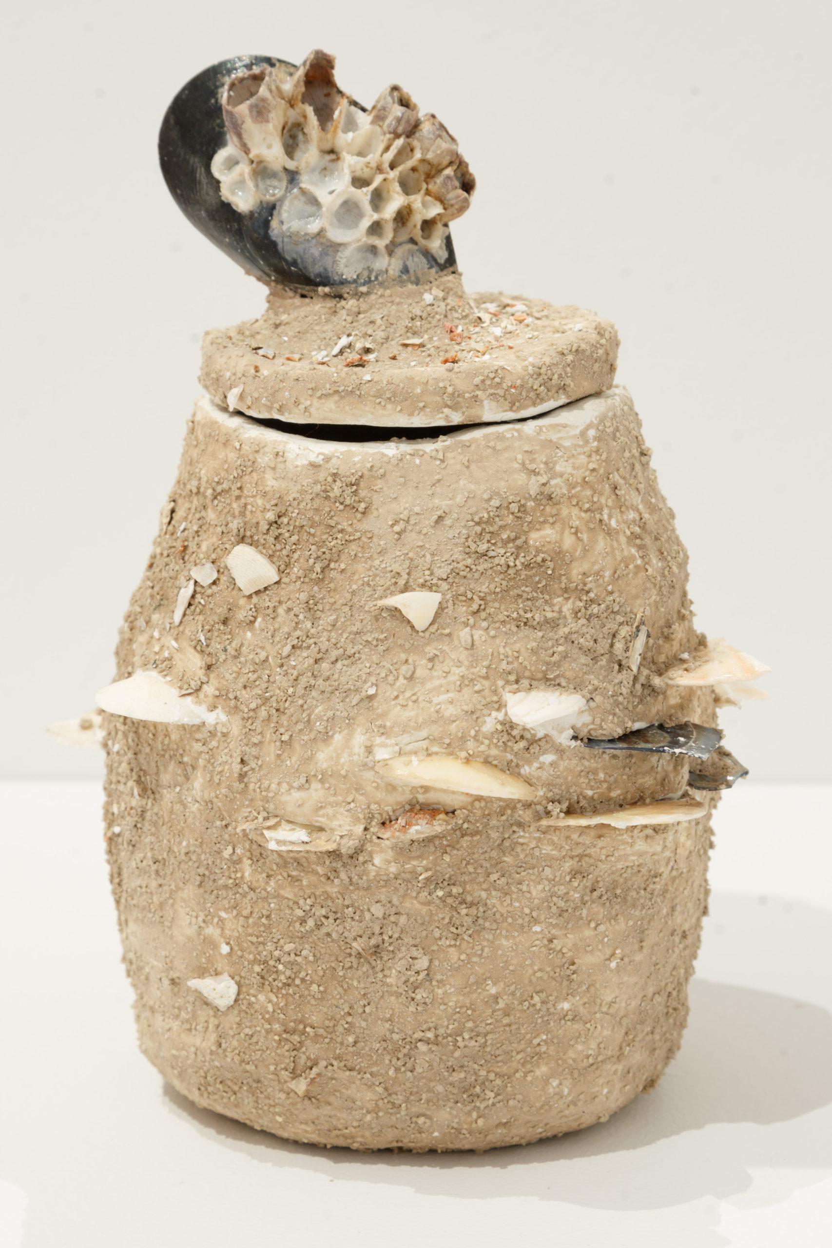 Baga-k gaabi brunga biik (Symbols in Sand)