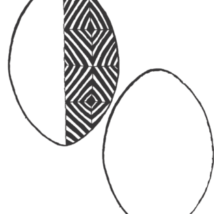 Activity Sheet by Deanne Gilson – Shield Patterns