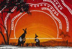 Nantu Warra (Kangaroo Talker) - Daen Sansbury-Smith