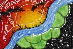 Legana (freshwater) - Daen Sansbury-Smith