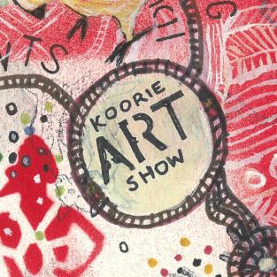 Koorie Art Show Online Artist Talk