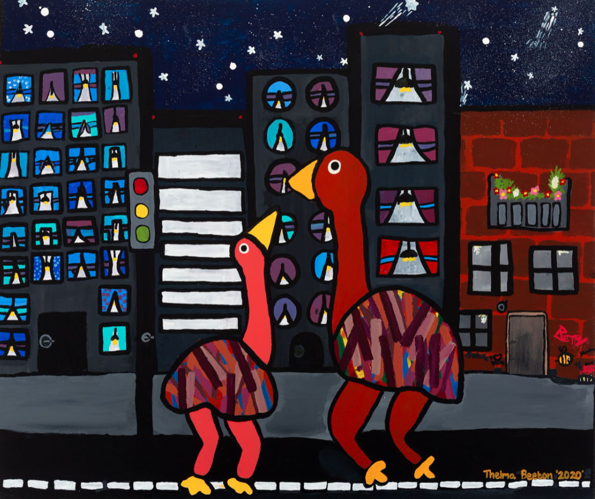 Call for Entries<br>The 9th Koorie Art Show 2021